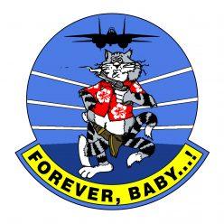 F-14 Tomcat Monument